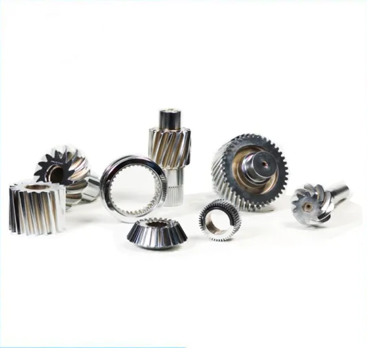 OEM Stainless Steel Machining Finish Helical Gear