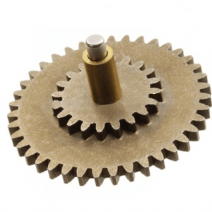stainless steel double spur gear